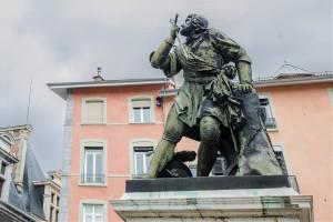 Le Chevalier Bayard Place Saint André