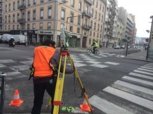 angle Sembat/ Lesdiguiéres les mesures sont déjà prises pour engager la fermeture de l'avenue