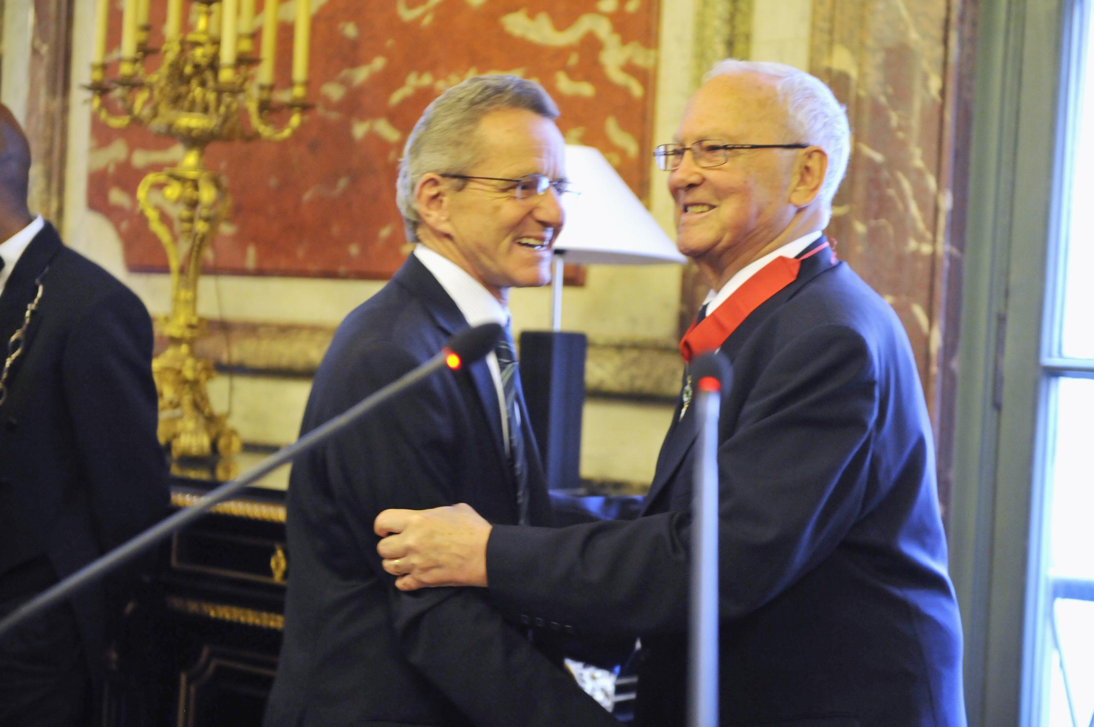 DéCˆS de GUY CABANEL ancien Député et Maire de Meylan – Grenoble