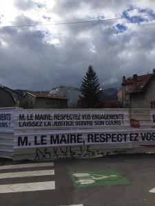 Rue Raspail la municipalité Piolle veut passer en force en trahissant ses propres propos contre la manipulation du cadastre