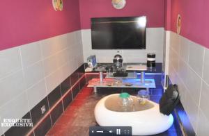 Les caves des HLM de Mistral aménagées sous Destot (PS) par les dealers avec caméras de vidéo surveillance à l'extérieur...