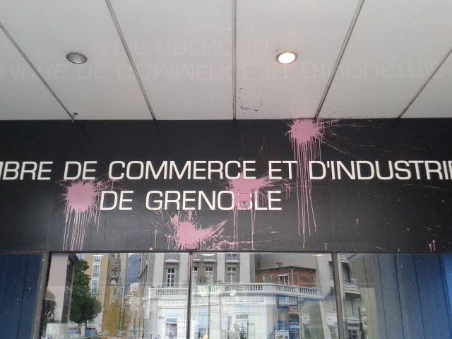 Chambre du commerce grenoble stunning les lus de la for Chambre de commerce grenoble