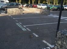 Esplanade: 320 places de stationnement gratuit supprimées