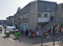 les anciens locaux, rue des Trembles à Villeneuve