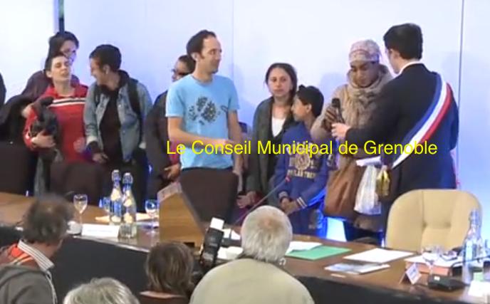 La municipalité Piolle a organisé l'envahissement du deuxième Conseil Municipal par les étrangers en situation irrégulière: la révolution était en marche