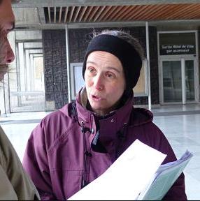 """Laurence Comparat (Verts/Ades) est officiellement Adjointe chargée de"""" l'accès des citoyens à l'information"""". En fait chargée du verrouillage et du contrôle avec un risque de fichage"""