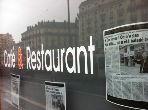 ... le Petit Paris, une institution...