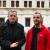 Olivier Bertrand (Verts/Ades) avec Raymond Avrillier ancien Adjoint au logement de Destot et ancien Vice Président de la Métro au temps de la gestion qui a ruiné Grenoble