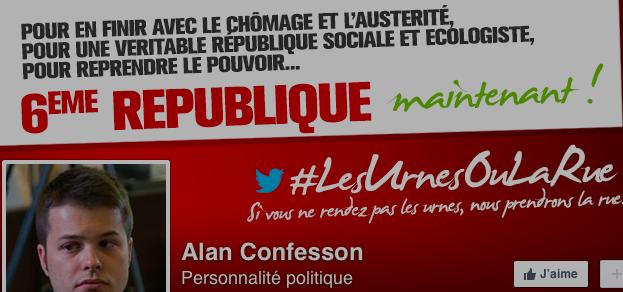 """Le """" révolutionnaire"""" Alan Confesson défend Bouygues/vinci pour l'éclairage public, ferme les bibliothèques mais sait comment régler le traité transatlantique: le sommet du ridicule"""