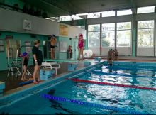La piscine vaucanson menacée