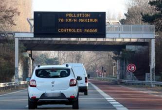 """""""rouler à 70 km/ h au lieu de 90km/h ne fait pas baisser la pollution, au contraire"""" affirme le chercheur"""