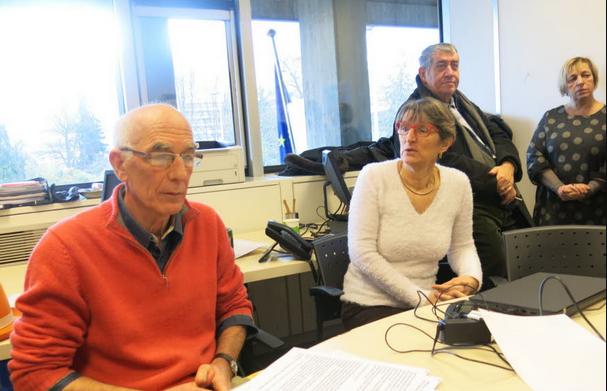 Guy Tuscher et Bernadette Richard-Finot ont fondé un groupe après avoir commis un crime de lèse majesté: douter du Grand Timonier...