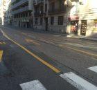 Le dernier accès à Grenoble serait fermé