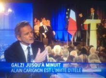 Alain Carignon sur Iltele