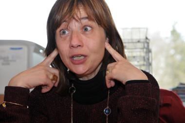 Elisa Martin la Première Adjointe PG est représentative de la municipalité: ne rien entendre