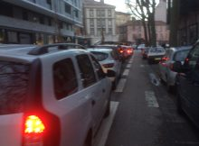 Rue Hoche des reports de circulation