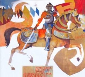C Peinture d'Arcabas, 1988, lycée du Grésivaudan