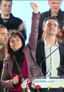Eric Piolle, Elisa Martin, Raymond Avrillier, Olivier Bertrand, Alan Confesson, le noyau dur de l'extrême gauche grenobloise