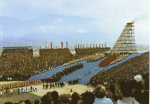 70 000 spectateurs assistent en direct à l'ouverture des JO de Grenoble le
