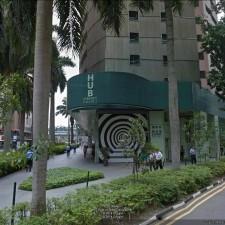 le siège de la société dont E.Piolle est actionnaire à Singapour