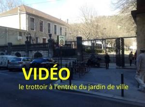 intro vidéo jardin de ville