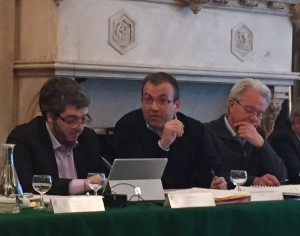 Jean-Damien Mermillod-Blondin au Conseil Municipal de Corenc