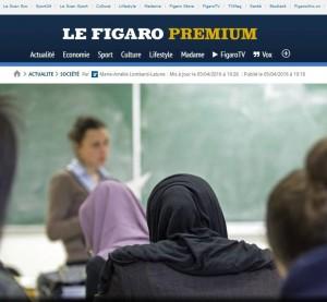 figaro lycée musulman lille