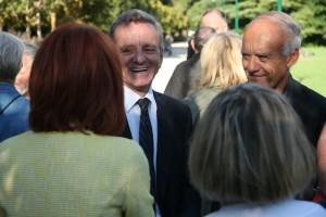 Alain Carignon qui travaille avec des groupes de citoyens grenoblois avance ses propositions sur Alpexpo compte tenu de l'urgence du dossier