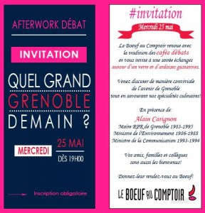 Quel grand Grenoble demain par Alain CARIGNON