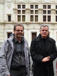 Vincent Fristot l'inquiétant mécanicien du systéme Avrillier ( à droite) est à l'oeuvre à Grenoble: dissimulation, faux arguments, culpabilisation...tout est utilisé pour faire taire les habitants