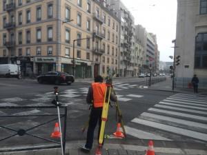 les mesures pour fermer l'avenue Agutte Sembat ont été prises avant même la délibération