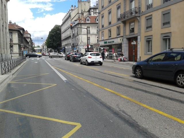 La fermeture de l'avenue Agutte Sembat achèvera l'asphyxie de Grenoble