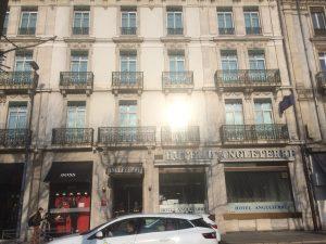 L'Hôtel d'Angleterre et ses emplois seront ils menacés par la fermeture d'Agate Sembat? Une indemnisation est elle organisée pendant les travaux ?