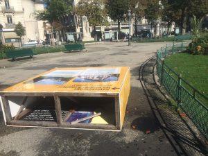 Place Victor Hugo encore la propagande ne tient pas debout
